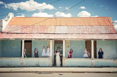 Cara mailed me way back in 2010 to ask if I would shoot their wedding in the Karoo. Beaufort West, African House, Farmhouse Architecture, Beaches In The World, Farm Yard, Landscape Photography, Narrative Photography, Wedding Photography, Historical Pictures