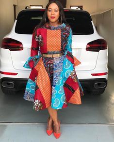 If you are looking to try something different, fresh and new then these Ankara styles are the exact one's you should be looking at right now.