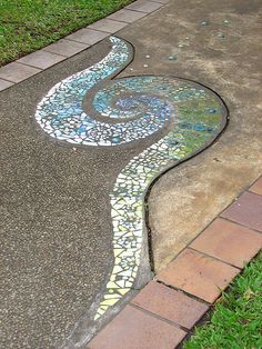 Koru | Make Mine Mosaic