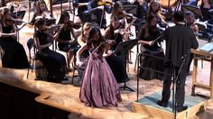 "Anna Savkina plays ""Introduction and Rondo Capriccioso"" by Camille Saint..."
