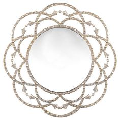 I pinned this Florence Wall Mirror from the Maison Maison event at Joss and Main!