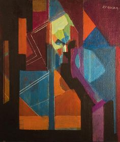MID-CENTURIA : Art, Design and Decor from the Mid-Century and beyond: Earl Kerkam Paintings