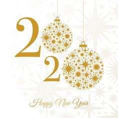 2020 Happy New Year Greeting Card Winter Holiday Design Template Illustration , Christmas Wishes For Family, Merry Christmas Images, Merry Christmas Wishes, Happy New Year Greetings, New Year Greeting Cards, Happy New Year 2020, Winter Holidays, Happy Holidays, Color Themes