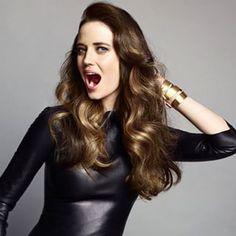 O completamente dramático. | 18 Chicas que te inspirarán a llevar el bronde en tu cabello
