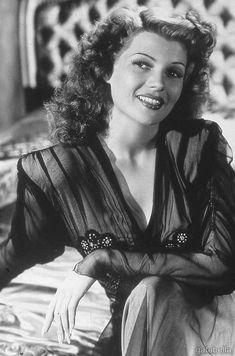 """fitesorko: """"Rita Hayworth """""""