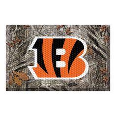Cincinnati Bengals NFL Scraper Doormat (19x30)