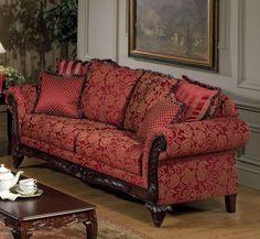 Momentum Magenta Sofa | Bernards | Home Gallery Stores