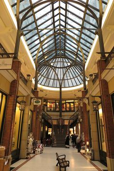 Levantehaus, Shopping Centre in Hamburg, Germany