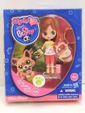 Littlest Pet Shop Blythe Loves Edition Outdoor Afternoon w/ LPS Blythe B19 -NEW