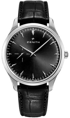 03.2010.681/21.c493 Zenith Elite Ultra Thin Mens Watch