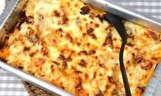 Köttfärslåda | Receptfavoriter Quorn, Recipe For Mom, Lchf, Mashed Potatoes, Macaroni And Cheese, Delish, Dinner Recipes, Food And Drink, Pizza