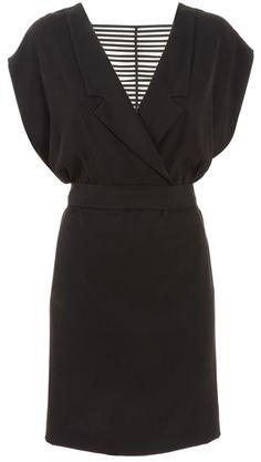 STELLA MCCARTNEY | String back dress ($1,973)