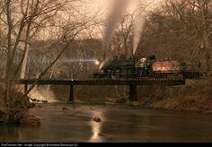 RailPictures.Net Photo: WWRR 98 Wilmington & Western Steam 4-4-0 at Greenbank, Delaware by Andrew Blaszczyk (2)