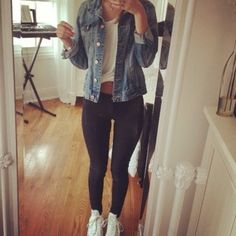 bud7gq-l-c335x335-converse-jacket-shoes-denim-jacket-pants-white-tank-top-black-leggings-jeans-white-tee-teeshirt.jpg (335×335)