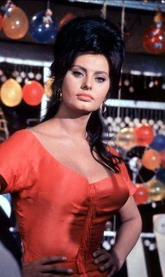 Sophia Loren, Boccacio 70, 1961