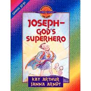 Discover 4 Yourself, Children's Bible Study Series: Joseph-God's   Superhero (Genesis 37-50)