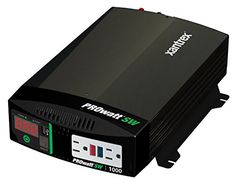 Xantrex power inverters provide you with reliable power safely and efficiently. PROwatt SW inverters are pure sine wave inverters offering true sine wave output. Visit us for your power inverter needs. Gfci Plug, Electronic Appliances, Sine Wave, Lead Acid Battery, Ac Power, Solar Power, Death Valley, Waves, India