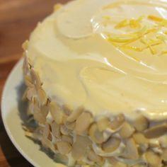 lemon and almond cake recipe #baking #cake #tutorial