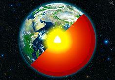 The Inner of Earth