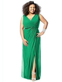 Lovelie Plus Size Bridesmaid Dress 9006: The Dessy Group