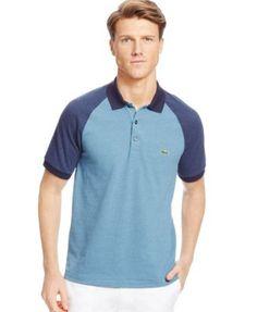 Lacoste Colorblock Polo Shirt