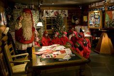 """Verovatno ste kao roditelj bili upitani od strane vaše dece gde živi Deda Mraz? Obično je odgovor uvek """"Na Severnom polu"""", a onda sledi niz drugih pitanja..."""