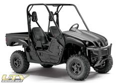 Tactical Black Special Edition Yamaha  Rhino 700 (2013)