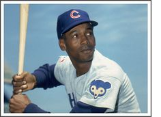 Ernie Banks | Ernie Banks site Profile
