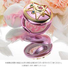 Sailor Moon News: Sailor Moon R Miracle Romance Shining Moon Powder Premium is here! - A Rinkya Blog
