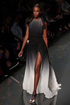 See how one of the masters of the red carpet, Elie Saab, not only delivered on the elegant front, but on the actual ready-to-wear aspect of fashion week.