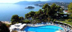 Voyage Corfou Go Voyage, promo séjour Grèce pas cher Go Voyage réservation Hôtel Holiday Palace Corfou 5* prix promo séjour GoVoyage à partir 699,00 € TTC