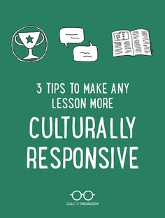 Culturally responsive teaching is less about using racial pride as a motivator and more about mimicking the strategies students' communities use to teach them long before they come to school. Instructional Coaching, Instructional Strategies, Teaching Strategies, Teaching Resources, Instructional Technology, Teaching Ideas, Teaching Activities, Preschool Ideas, Multicultural Classroom