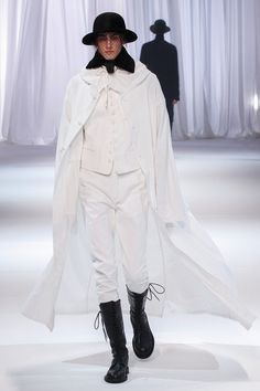 Ann Demeulemeester | Fall 2013 Menswear Collection | Style.com