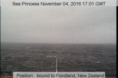 Sea Princess - Bridge (Forward) Webcam / Camera