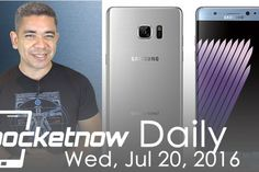 Galaxy Note 7 edge leaked on video new Google VR project & more – Pocketnow Daily