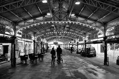 Les Halles du vieil Antibes par Fabien Dupy - les souvenirs du Marche du Samedi...!
