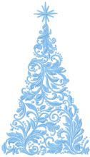 Christmas modern tree 2