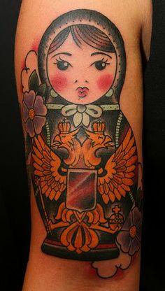 Juha Lensu, Raining Blood Tattoo, Finland