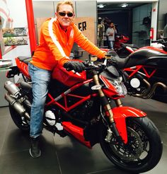 Ducati super Bike  Streetfighter Awesome bike great power and fun riding. The Italians know their business