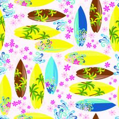 Surfboard, Surfing, Patterns, Block Prints, Surfboards, Surf, Surfs Up, Surfboard Table, Pattern