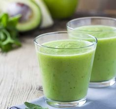 Green Monster Smoothie Recipe on Yummly