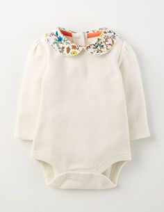 Pretty Collar Bodysuit | Boden