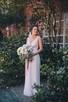 This beautiful bride. Erica Jo & Ted |married | Brookhaven, MS » Patrick Remington Photography