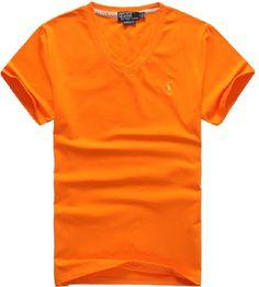 2013 Polos Ralph Lauren Polo Tee 017 en Orange. huometajia · Ralph Lauren  Pas Cher 9885179e6efa