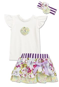 Girls Clothing by Samantha Conner Designs