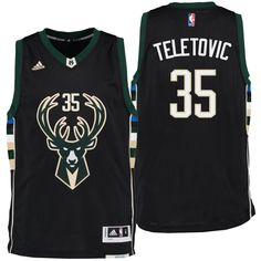eece90ec4 Find Matthew Dellavedova Milwaukee Bucks New Swingman Black Alternate Jersey  Authentic Khtsi online or in Footseek. Shop Top Brands and the latest  styles ...