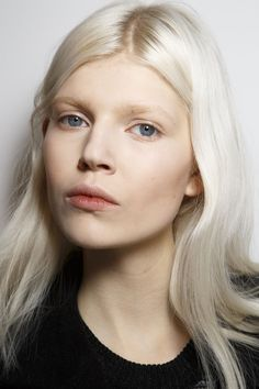 Fete Chempetre — iloveyouwildfox platinum blonde bleached hair awesomeness