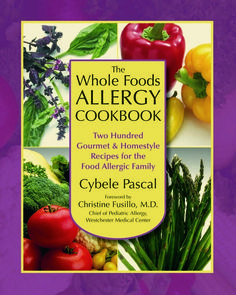 This is the first book I bought when I found out about my allergies. Cybele Pascale's The Whole Foods Allergy Cookbook