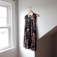 3dab13c3e868 @lisaloveslions on Depop Floral tank dress by Ecote from Urban Outfitters  Size XS (will