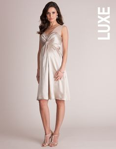 Find your perfect maternity wedding dress at Seraphine. Our range of  wedding dresses for pregnant women includes full length gowns and cocktail  dresses. da318b6ad